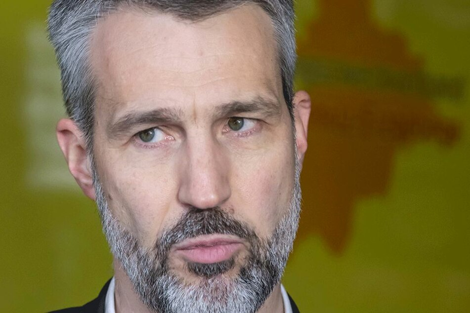 Boris Altrichter (46), Geschäftsführer des Rettungszweckverbandes Chemnitz-Erzgebirge.