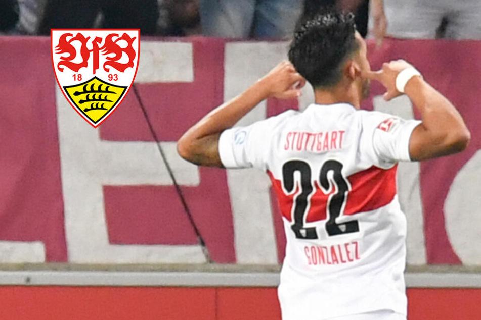 Wieder Gonzalez-Wahnsinn in Stuttgart! Joker bringt VfB den Sieg über Bochum