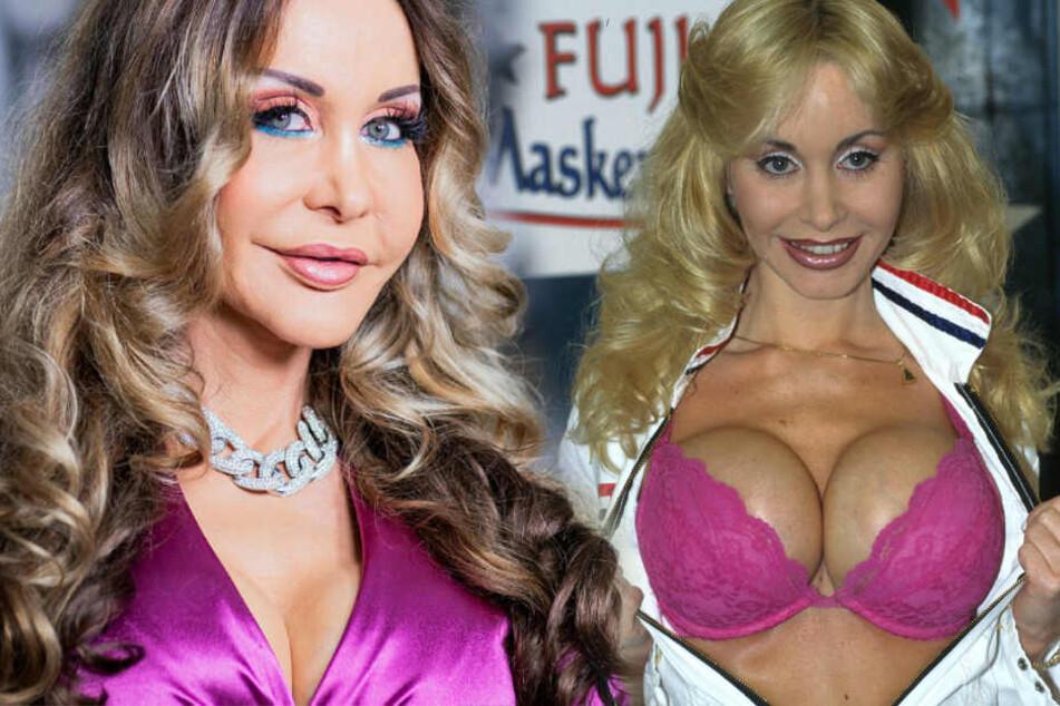 Erotik-Star Dolly Buster erleidet Schwächeanfall vor laufender Kamera