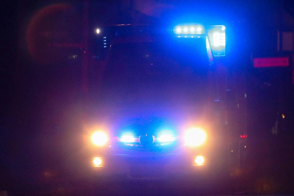 Der Mann aus Melle wurde schwer verletzt in ein Krankenhaus gebracht (Symbolbild).