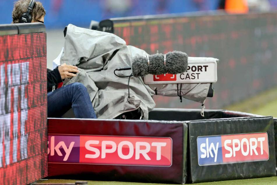 Das war's! Sky verliert TV-Rechte an der UEFA Champions League