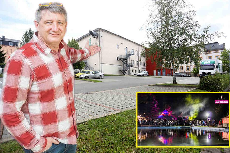 Wegen Baustelle: Impulsiva-Festival muss umziehen