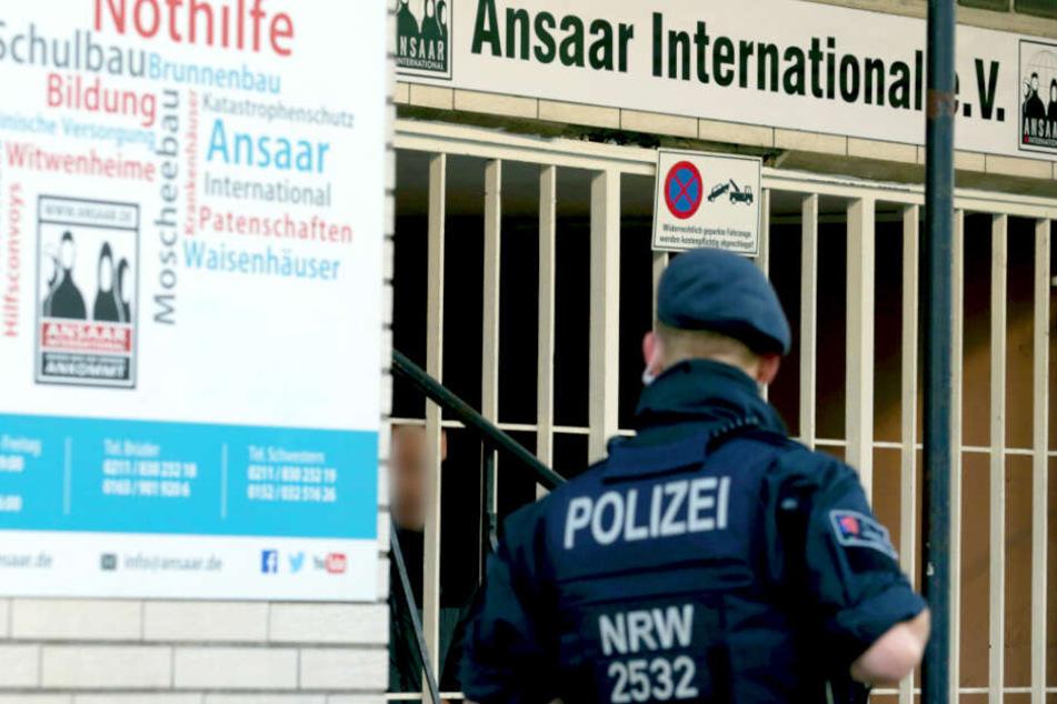 Bundesweite Razzien gegen islamistisches Netzwerk!