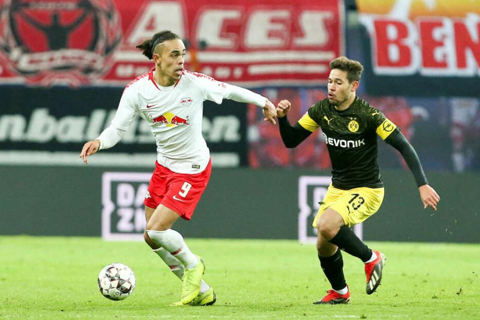 Die Duelle mit dem BVB finden Mitte Dezember und Anfang Mai statt.