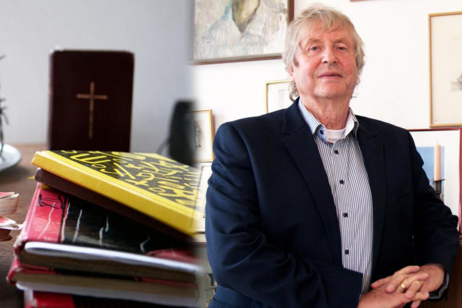 Zwickauer Pfarrer schreibt Buch über seine Stasi-Spitzel