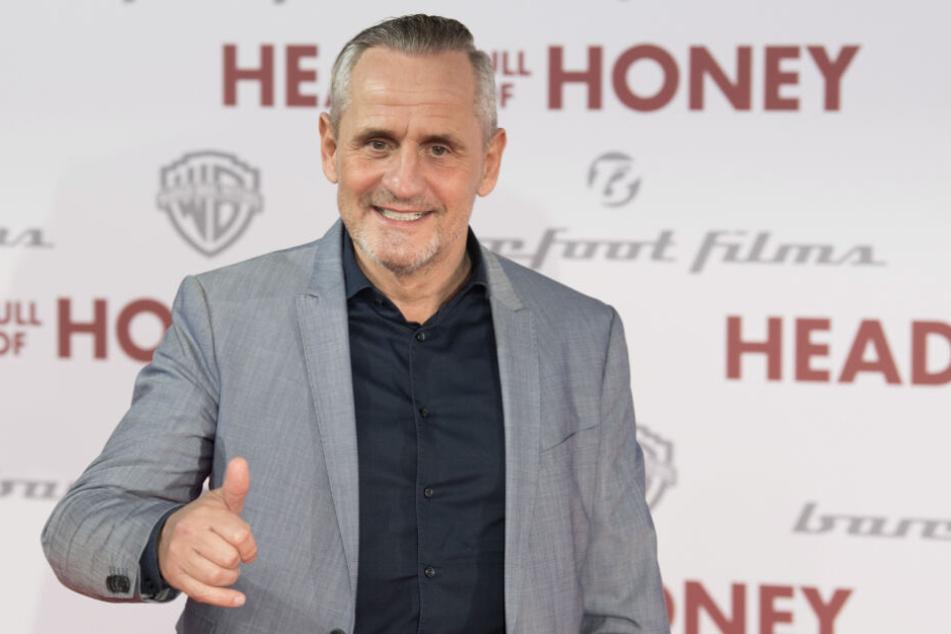 Auch Schauspieler Tim Wilde (53) wird am Freitag in der Sendung mit dabei sein.