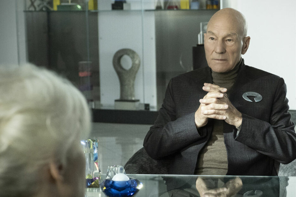 "Stream me up: ""Picard""-Trailer zur Amazon-Serie begeistert ""Star Trek""-Fans!"