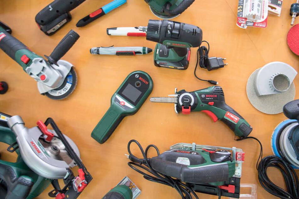 Vernetzte Werkzeuge sollen für Handwerker Kosten und Zeit sparen.