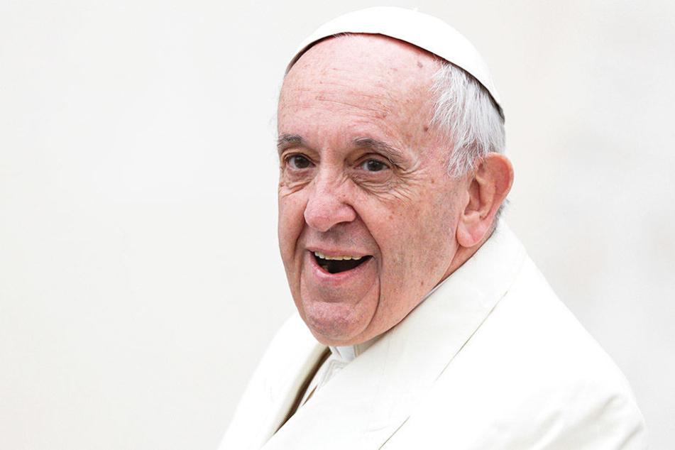 Papst Franziskus bringt demnächst ein neues Buch heraus.