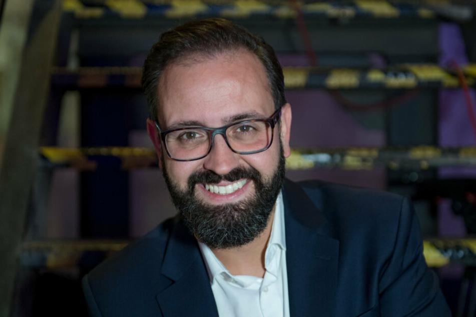 Justizminister Sebastian Gemkow wurde von seiner Partei der CDU nominiert.