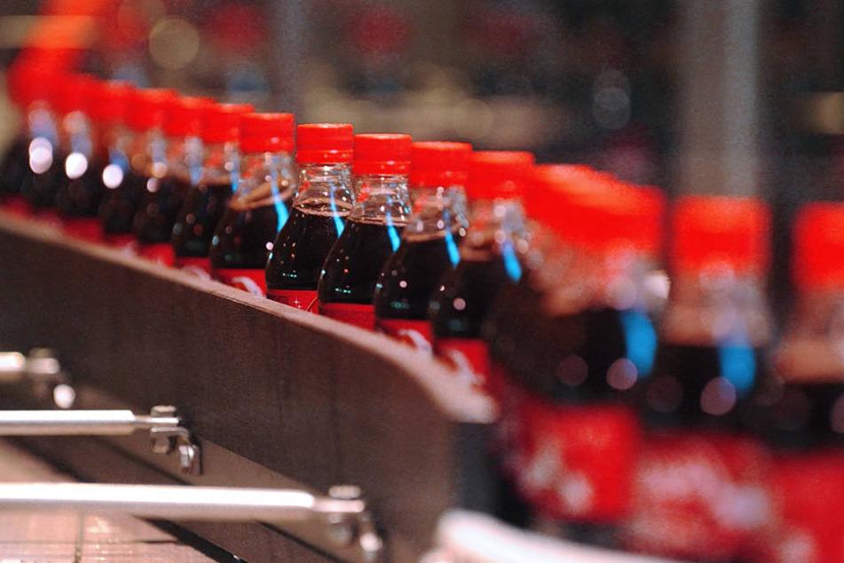 In einem Coca-Cola-Werk in Südfrankreich wurden mehrere hundert Kilo Kokain gefunden.