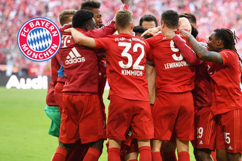 Krönung in der Allianz Arena! FC Bayern schlägt Frankfurt und ist Deutscher Meister