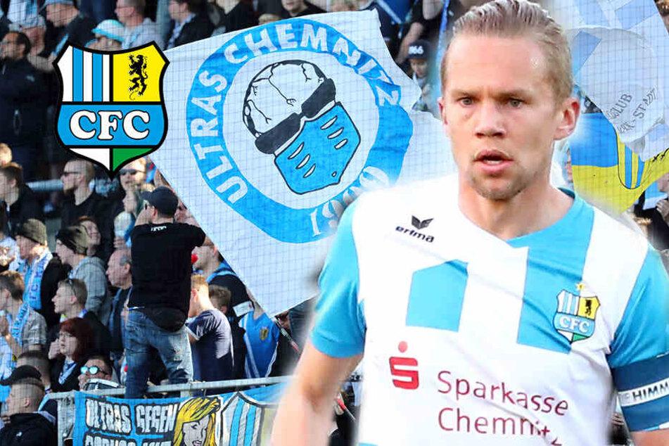 CFC-Kapitän Grote appelliert vor Rathenow-Heimspiel an die Fans