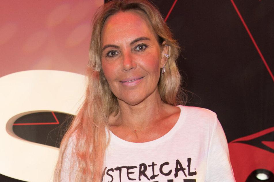 """Natascha Ochsenknecht bei der Verleihung des """"New Faces Award""""."""