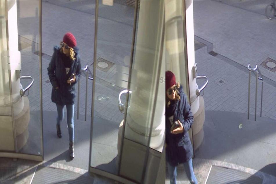 Sie stahl eine EC-Karte: Wer hat diese Frau gesehen?