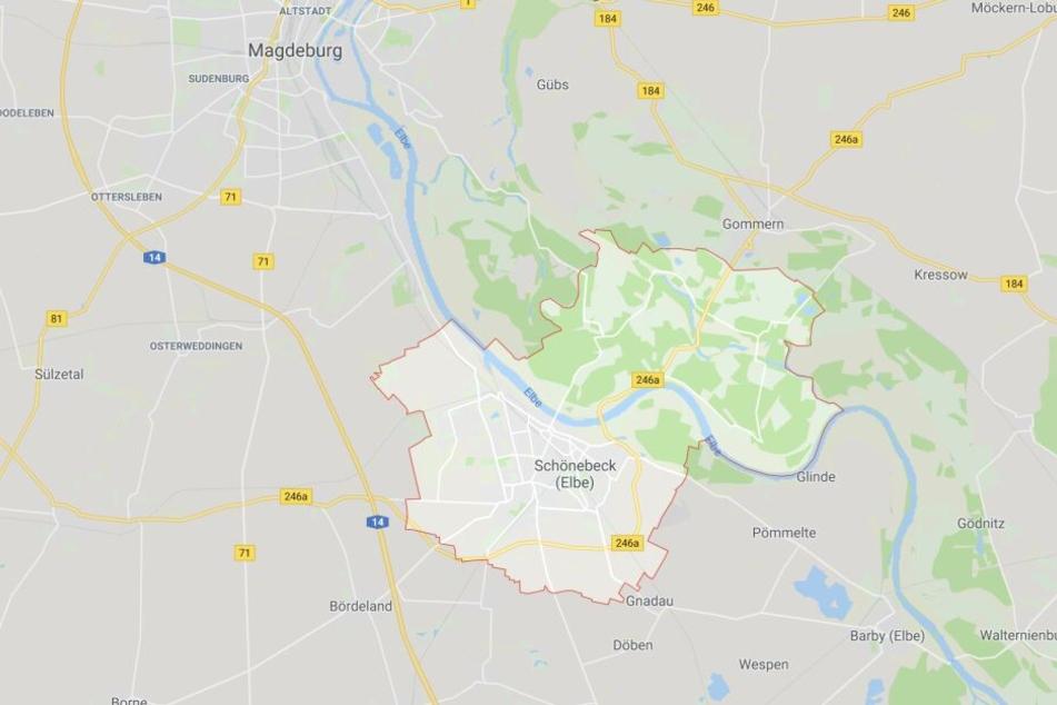 In Schönebeck (Elbe), südlich von Magdeburg, spielte sich am Freitagabend ein versuchter Tötungsdelikt ab.