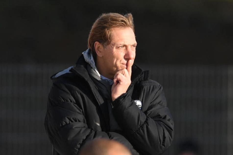 Anfang der laufenden Saison kam René Müller vom SC Paderborn zur U23 des DSC Arminia Bielefeld.