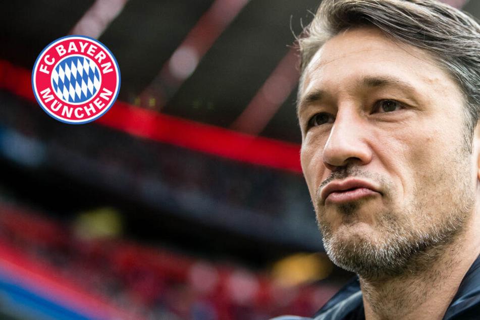 FC Bayern zu Gast in Frankfurt: Niko Kovac nimmt Spieler vor SGE-Duell in Pflicht