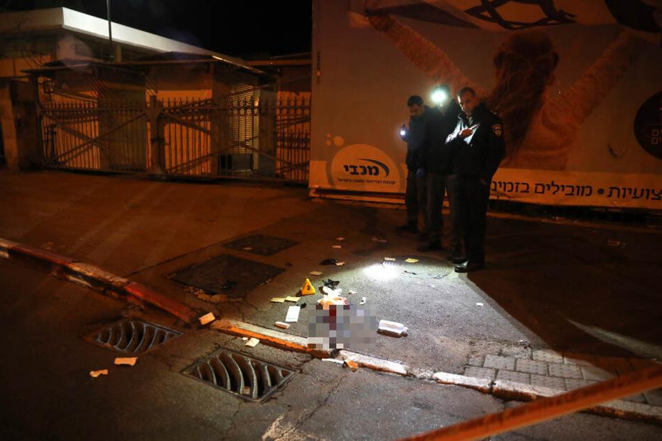 In Jerusalem kam es zu zwei Anschlägen mit mehreren Verletzten.