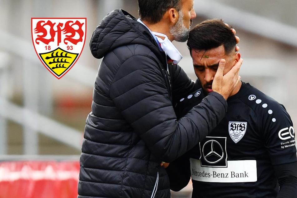 VfB-Schock! Gonzalez und zwei weitere Profis in Quarantäne