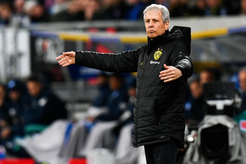 BVB-Coach Lucien Favre braucht spätestens zur neuen Saison einen weiteren Rechtsverteidiger.