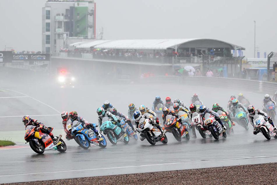 Der MotoGP besucht im Juli wieder den Sachsenring. Aber das Zuschauen wird  deutlich teurer.