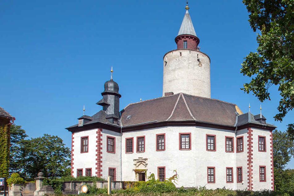 Die Ausstellung ist ab 24. Februar auf Burg Posterstein zu sehen.