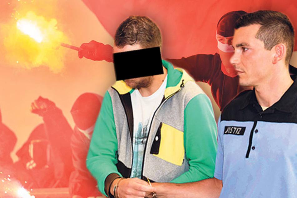 1400 illegale Böller gehortet: War er der Bomben-Lieferant für Neonazis?