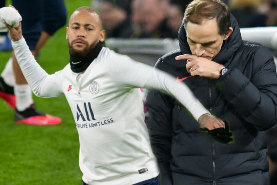Tuchel bei PSG vor dem Aus? Fans pfeifen Trainer aus, Neymar mit Platzverweis!