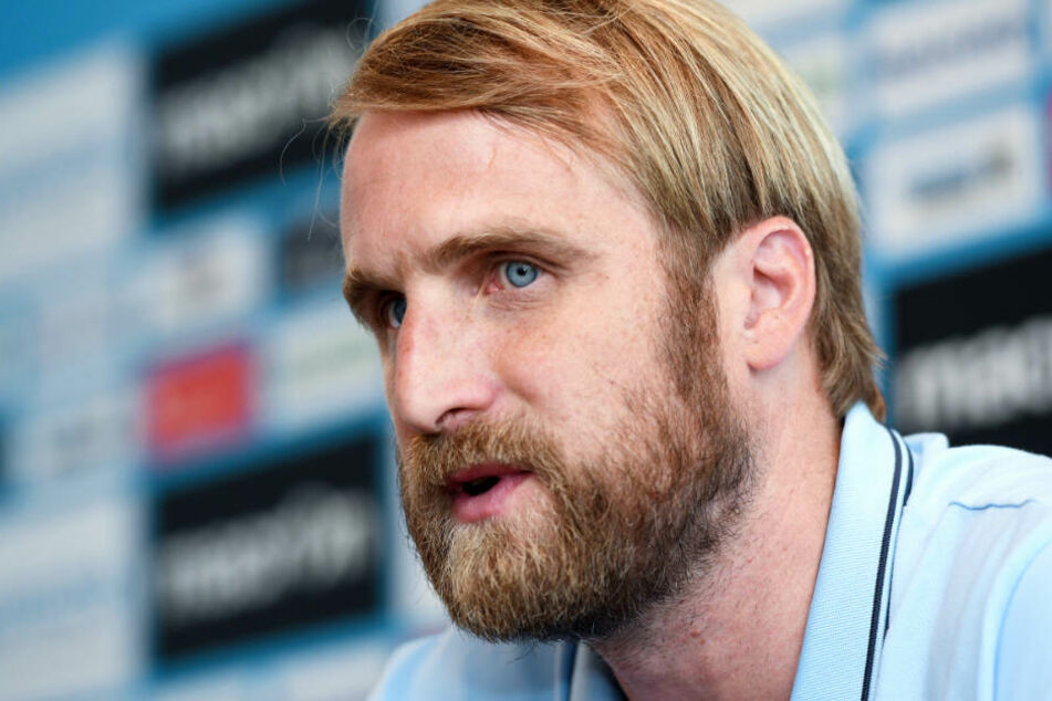 Daniel Bierofka und der TSV 1860 München haben den Klassenerhalt gesichert.