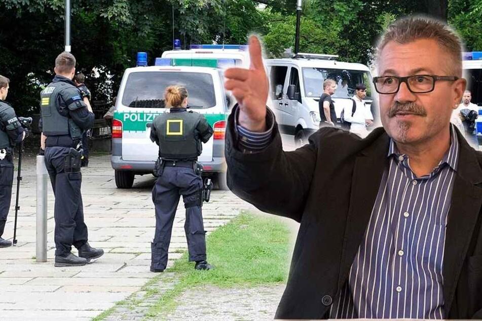Wie sicher ist Chemnitz? Bürgermeister Runkel zieht große Bilanz