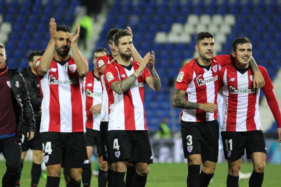 Athletic Bilbao schloss die Primera Division in der vergangenen Sasion auf dem 8. Tabellenplatz ab.