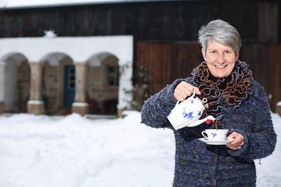 Ein Tässchen in Ehren würde Kaffee-Expertin Simone Scholz (53) niemals verwehren.