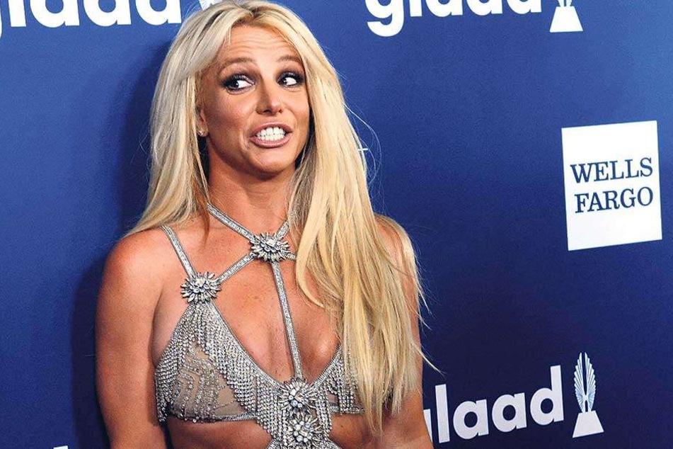Britney Spears (36) machte schon vor Jahren mit Alkohol und Drogen Schlagzeilen.