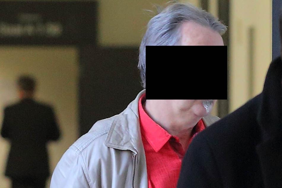 Sieghard F. (63) hatte mal wieder einen Termin bei Gericht.