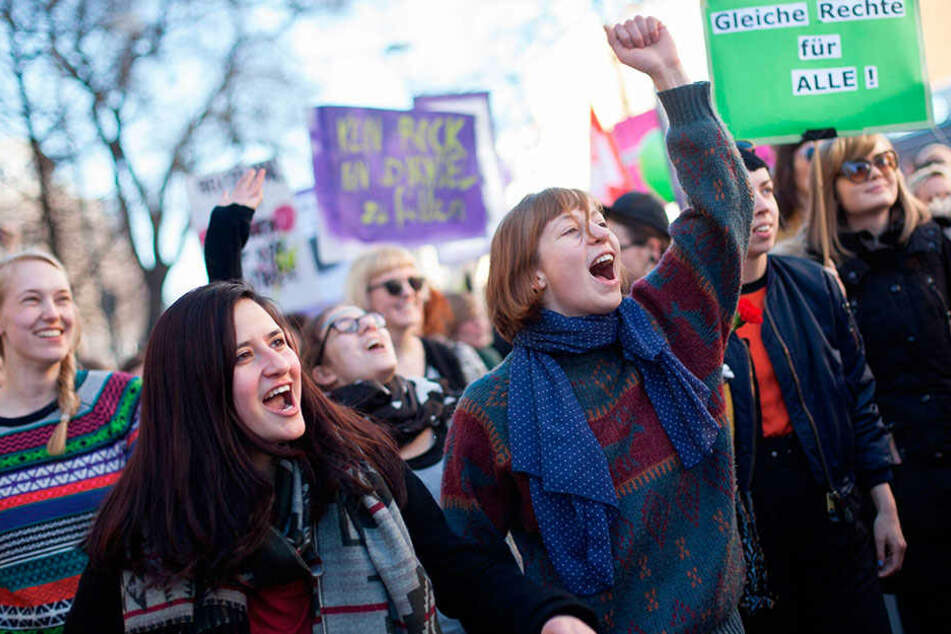 Wahlrechte, Gleichstellung, bessere Lebens- und Arbeitsbedingungen. Dafür haben Frauen gekämpft.