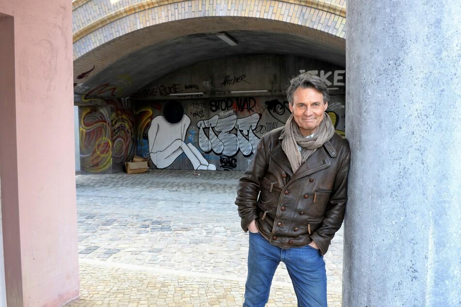 GZSZ-Star Wolfgang Bahro (60) ist begeistert.