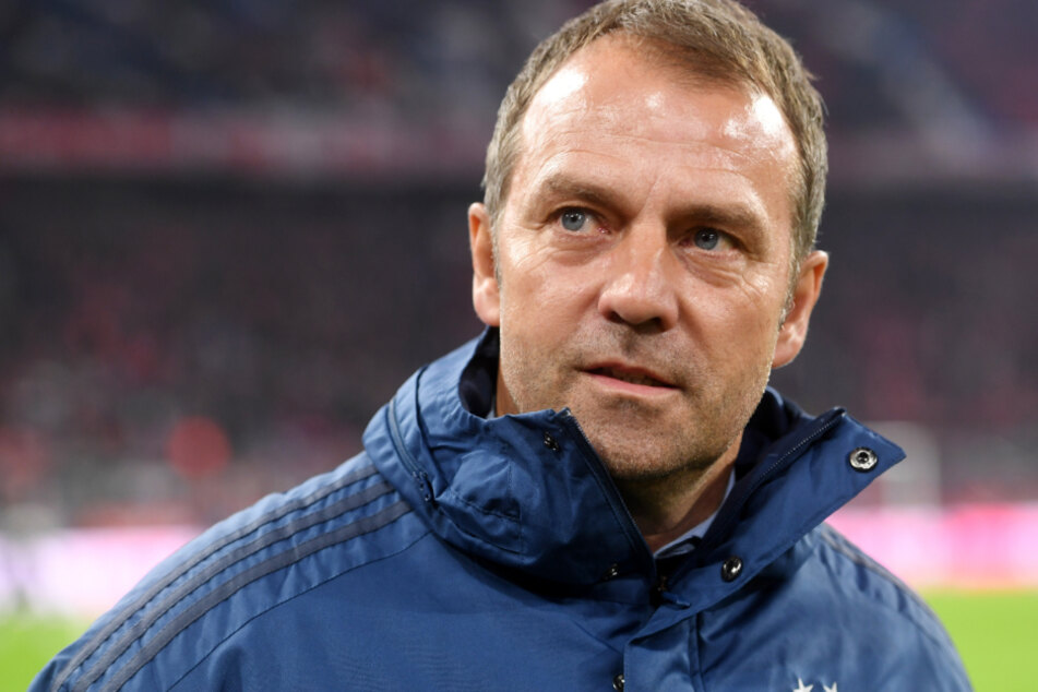 Hansi Flick hat einen neuen Vertrag beim FC Bayern in der Tasche.