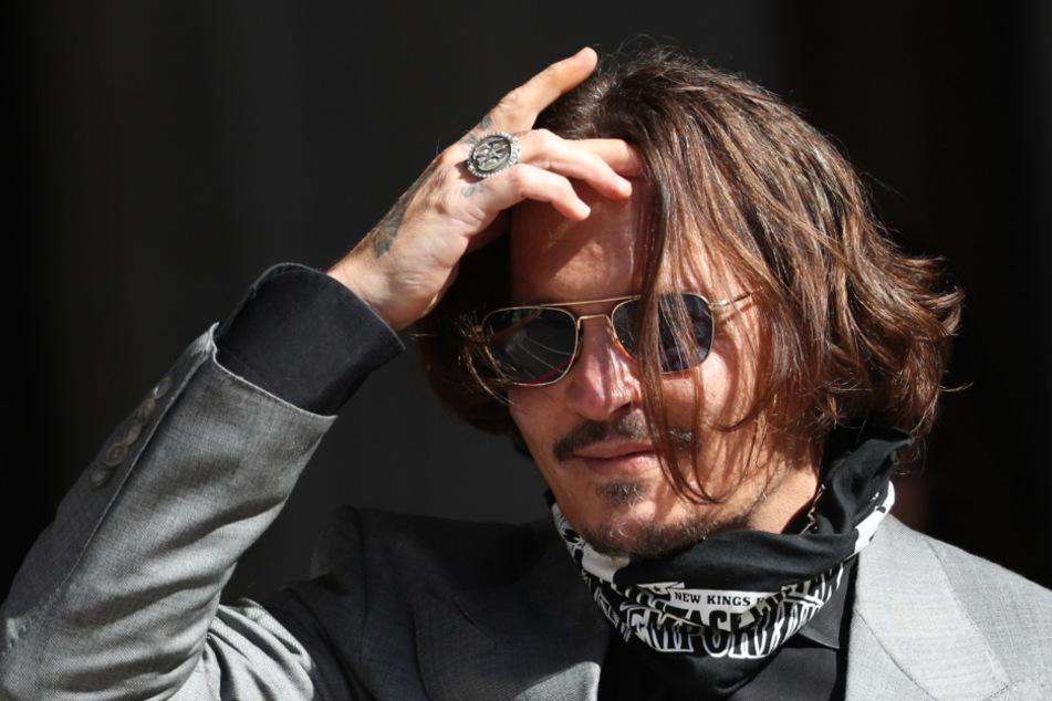 Johnny Depp (57) soll seine Ex-Frau Amber Heard körperlich misshandelt haben.