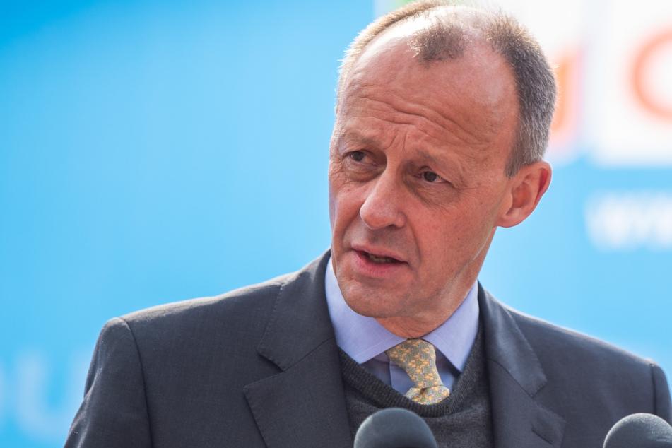 Friedrich Merz triumphiert bei Kampfabstimmung in CDU-Hochburg