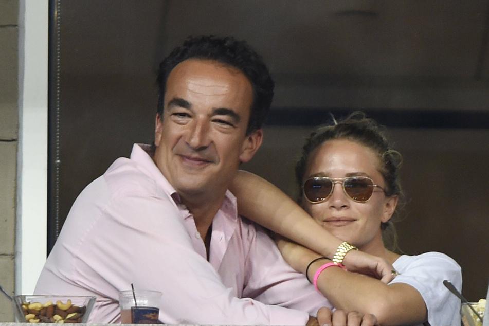 Gute Zeiten? Olivier Sarkozy (50) und Noch-Ehefrau Mary-Kate Olsen (33). (Archivbild)