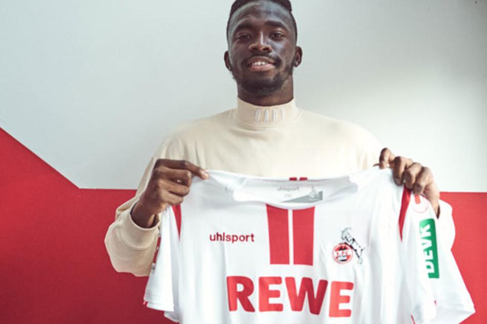 Der 1. FC Köln hat den Nigerianer Tolu Arokodare (19) für ein Jahr ausgeliehen.