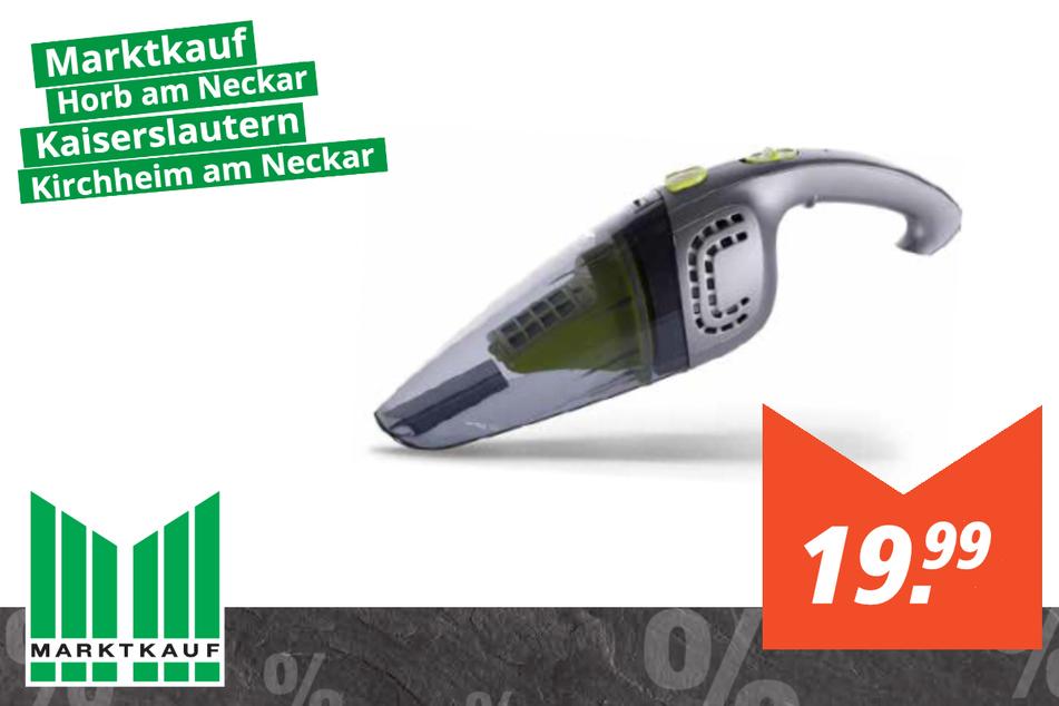 Fakir Akkusauger AS1037NT für 19,99 Euro