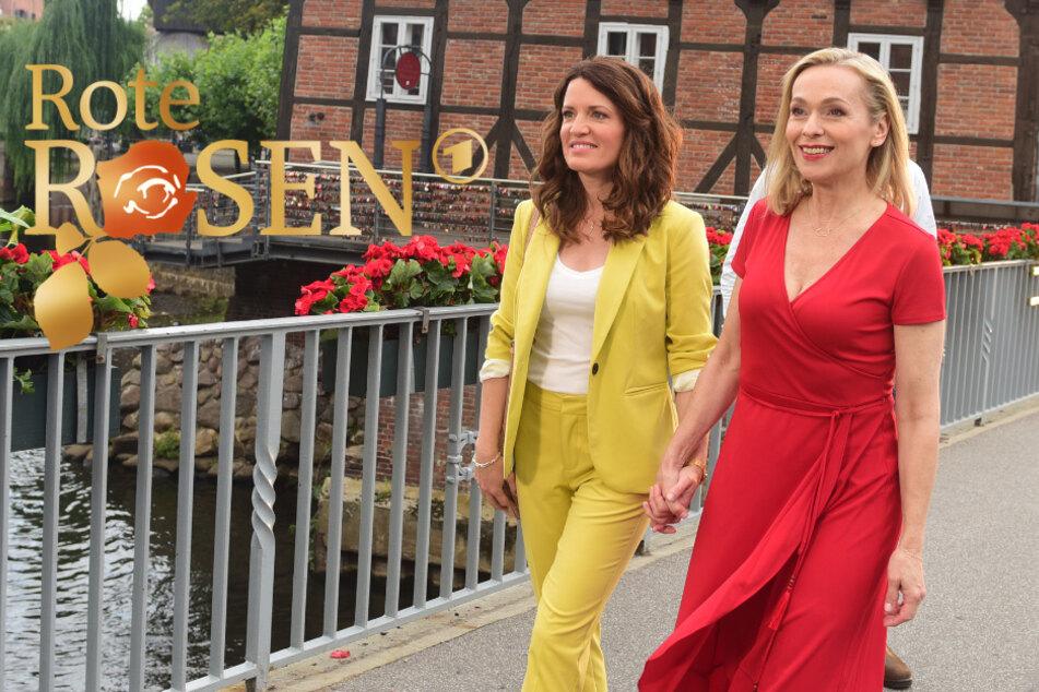 Seit dem 13. Oktober 2020 ist die 18. Staffel Rote Rosen mit zwei weiblichen Hauptrollen im TV zu sehen.