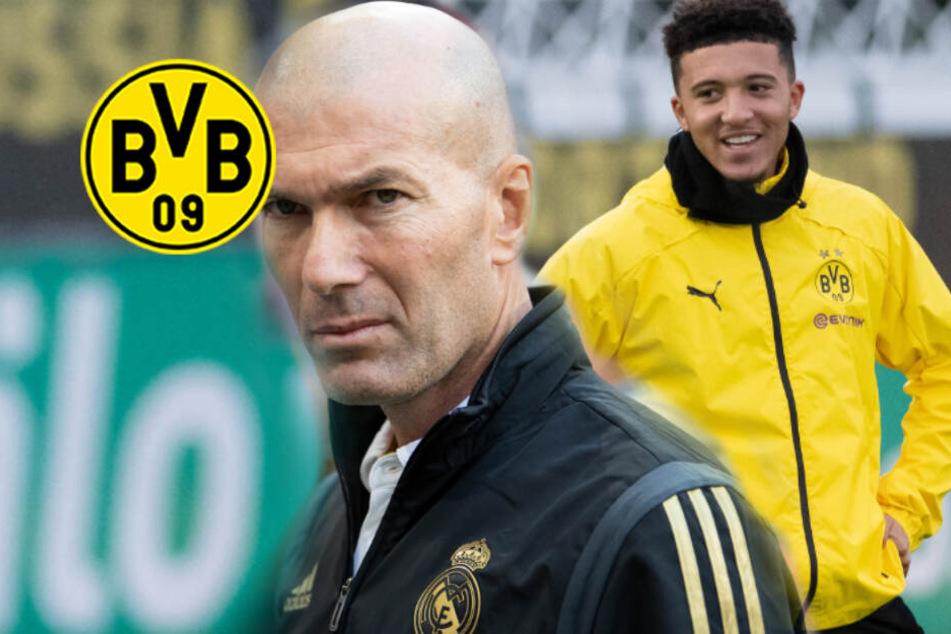 BVB-Diamant Sancho zu Real? Madrid buhlt um Flügelflitzer