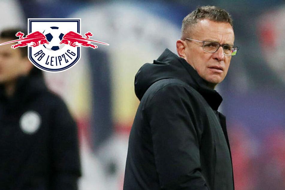 Nach RB Leipzigs 1:1 gegen Hoffenheim: Rangnick hat ein Rasen-Problem