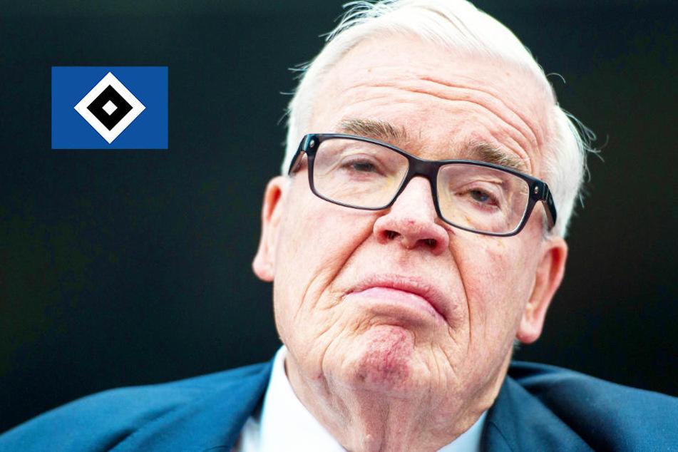 Keine Millionen mehr: HSV-Mäzen Kühne zieht sich zurück