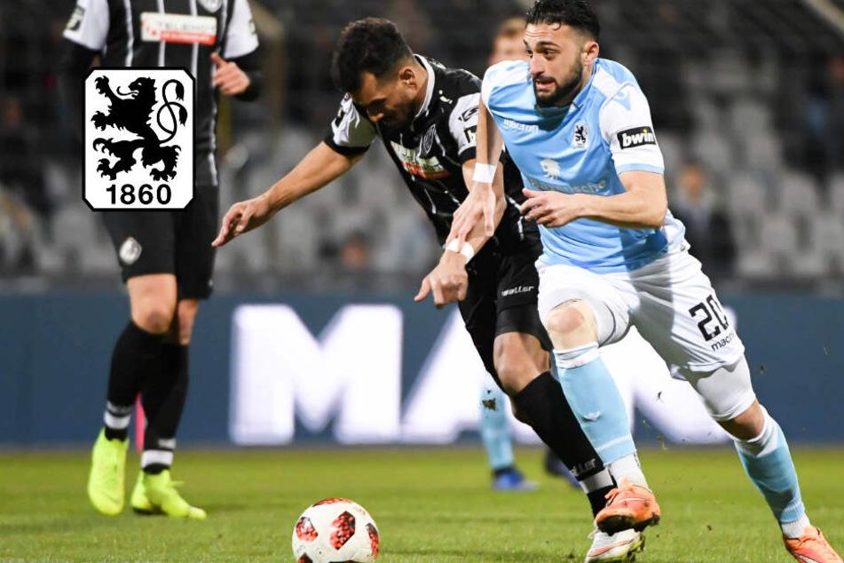 Zitter-Sieg gegen Aalen! TSV 1860 München dreht spät Partie gegen Schlusslicht