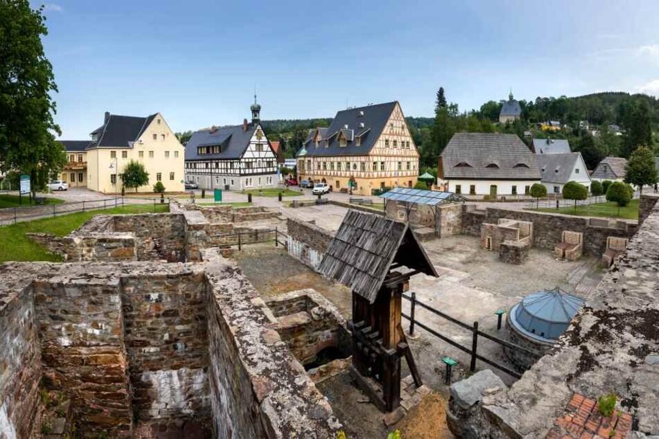 Erzgebirge: Ausgaben für Denkmalschutz verdoppelt