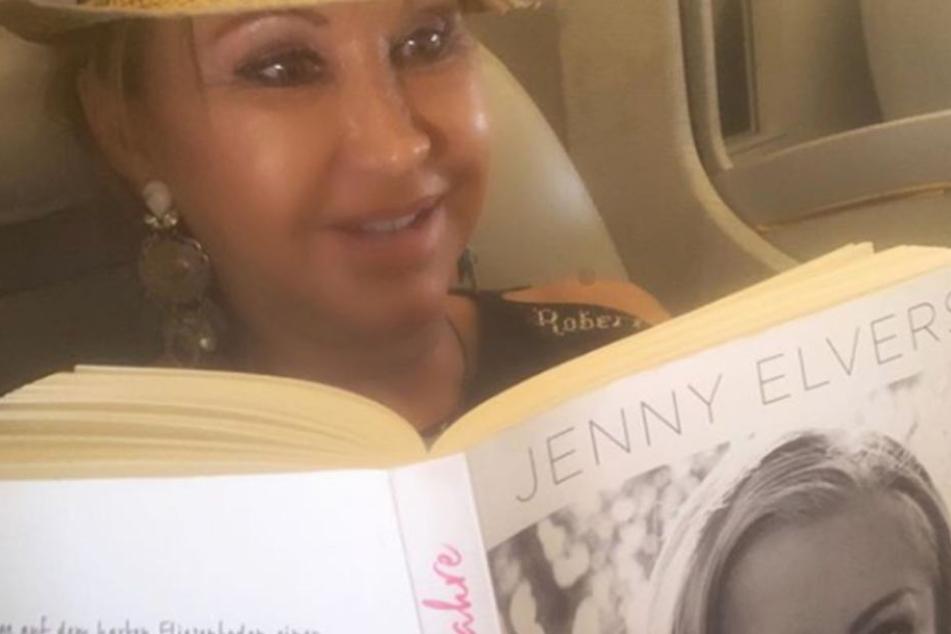 So denkt Carmen Geiss über das Buch von Jenny Elvers